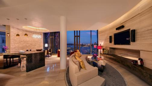 The Darling Penthouse